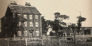 Home ground: Miss Fazakerley's house is still standing - now a set of flats