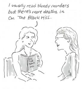 On the Black Hill cartoon 001