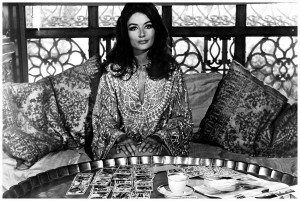 Goddess: Anouk Aimee played the lead in the 1969 movie of Lawrence Durrell's novel