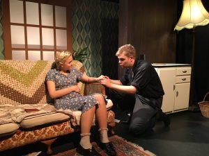 Sympathy: Jo finds a friend in A Taste Of Honey