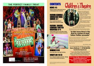 Children's Theatre Magazine January 2018 2
