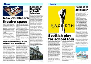 Children's Theatre Magazine January 2018 3