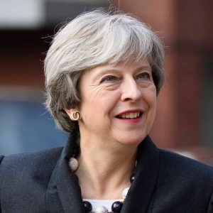 The Prime Minister Theresa May had a tough 2017 but could still see Brexit through as planned
