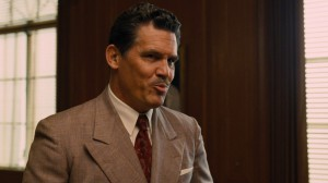 Geezer: Josh Brolin as fixer Mannix