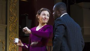 RAPSCALLION MAGAZINE – THEATRE REVIEW: Boyd's pitch perfect production of Chekov's The Cherry Orchard without a cherry tree in sight (but is Owusu's Lopakhin a prediction of a future Putin oligarch?)