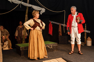 STRAWBERRY LINE TIMES – NEWS: tickets available for this week's production of Our Country's Good in Axbridge