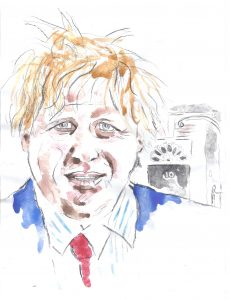 RAPSCALLION MAGAZINE FEATURE: the extraordinarily accurate predictions on Boris, Number 10 and why Brexit won't happen – a personal view by Harry Mottram